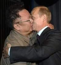 金正日×プーチン