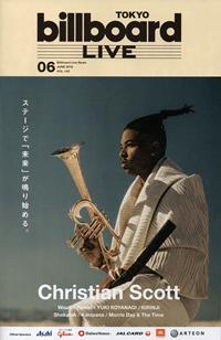 TOKYO billboard LIVE 06 JUNE 2019 VOL.142