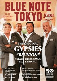 BLUE NOTE TOKYO jam Vol.197 SEP-OCT 2018