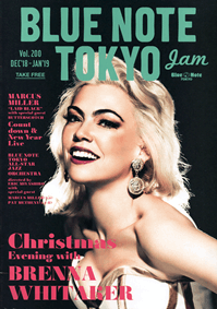 BLUE NOTE TOKYO jam Vol.200 DEC'18-JAN'19