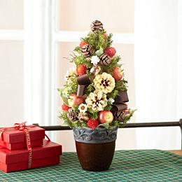 クリスマスドライツリー「シンプル・ガーデン ~素朴な森のツリー~」