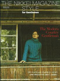 日経マガジンスタイル for Gentlemen