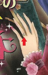 伯爵令嬢の手