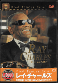 RAY CHARLES THE GENIUS