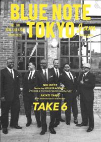 BLUE NOTE TOKYO jam Vol.170 JUNE-JULY 2016