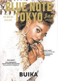 BLUE NOTE TOKYO jam Vol.178 FEB-MAR 2017