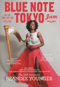 BLUE NOTE TOKYO jam Vol.182 JUNE-JULY 2017