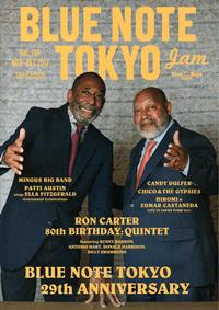 BLUE NOTE TOKYO jam Vol.187 NOV-DEC 2017