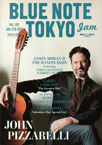 BLUE NOTE TOKYO jam Vol.189 JAN-FEB 2018