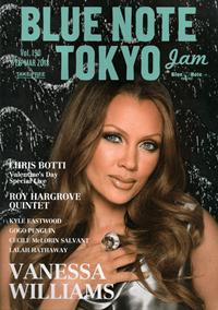 BLUE NOTE TOKYO jam Vol.190 FEB-MAR 2018