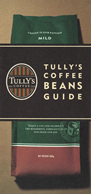 TULLY'S COFFEE BEANS GUIDE