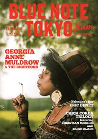 BLUE NOTE TOKYO jam Vol.202 FEB-MAR 2019