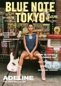 BLUE NOTE TOKYO jam Vol.205 MAY-JUNE 2019
