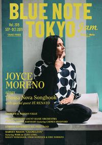 BLUE NOTE TOKYO jam Vol.209 SEP-OCT 2019