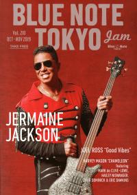 BLUE NOTE TOKYO jam Vol.210 OCT-NOV 2019