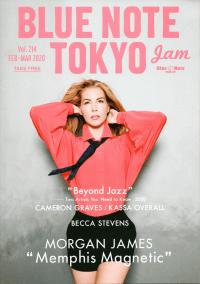 BLUE NOTE TOKYO jam Vol.214 FEB-MAR 2020